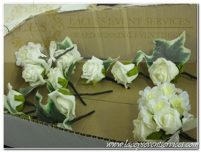 Silk Wedding Flowers Essex : Laceys event services galleries and photos ltd