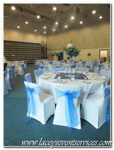 Laceys Event Services Ltd 01702 330641 Laceys Event