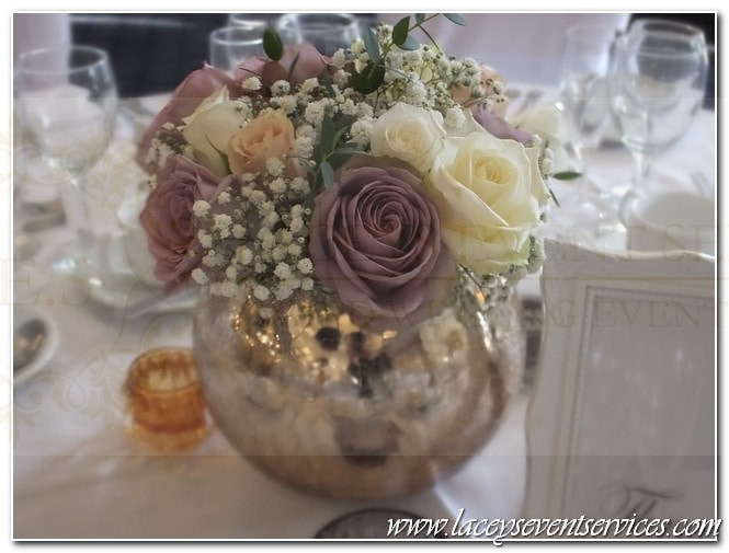 Wedding Centerpiece Hire Including Set Up In Essex London Kent And