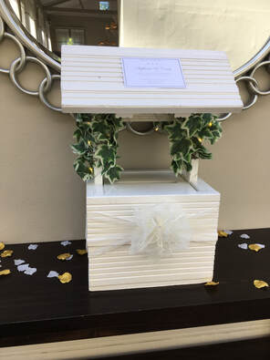 Wedding Wishing Well Amp White Replica Royal Mail Post Box
